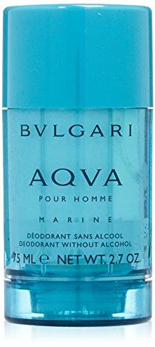 Bulgari Acqua pour Homme Marine Deodorante, Stick, 75 ml