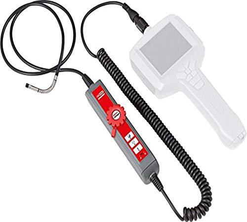 KS Tools 550.8602 ULTIMATEvision SUPERCHARGED 0° Frontkamera-Sonde, flexibel, Ø 6mm, 2m