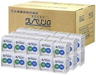 クレベリンG 1ケース(業務用150g x 30個入)