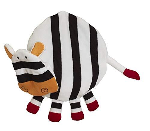 TRÄ PRESENT - Pyjamabeutel Zebra