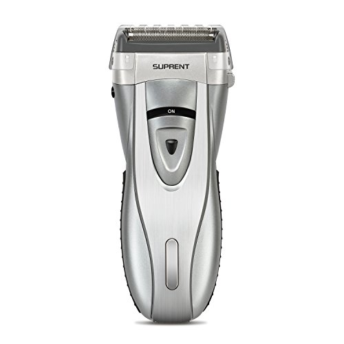 SUPRENT Electric Foil Shaver, 4-Blade Electric Razor For Men,Shaver with Lithium...