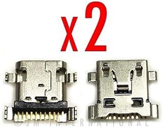 ePartSolution- 2 x LG G2 D800 D801 D802 LS980 VS980 Charger Charging Port Dock Connector USB Port Repair Part USA Seller