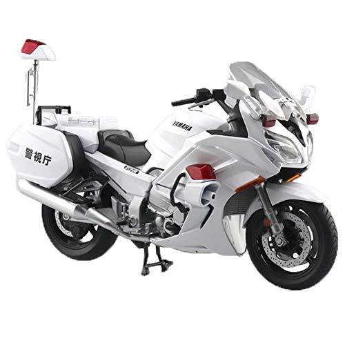 1/12 完成品バイク YAMAHA FJR1300P 白バイ(警視庁)