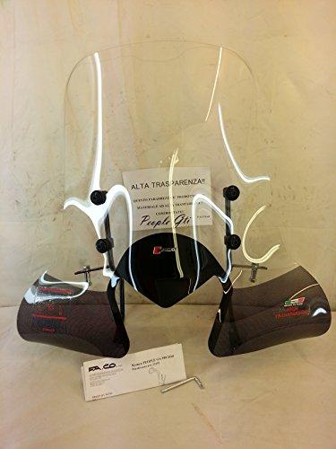 PARABREZZA KYMCO PEOPLE GTi 125-200-300 dal 2010 ART.23191 paravento