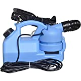 7L Electric ULV Sprayer, Portable Garden Sprayer Fogger Machine Disinfection Machine Mosquito Killer Fogger Disinfection for Indoor Outdoor Public Places Office Industrial Hygiene