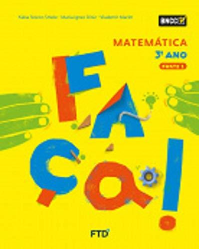 Conjunto Faça - Matemática - 3º Ano