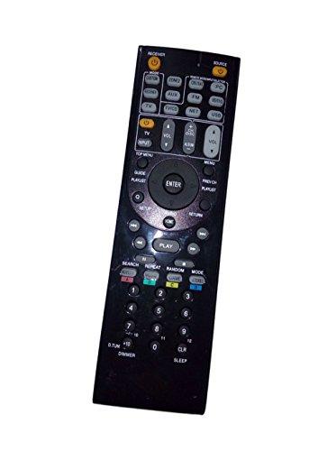 ersetzt Fernbedienung kompatibel für Onkyo 24140834tx-sr313tx-nr414tx-sr444ht-s5500AV Audio/Video Empfänger