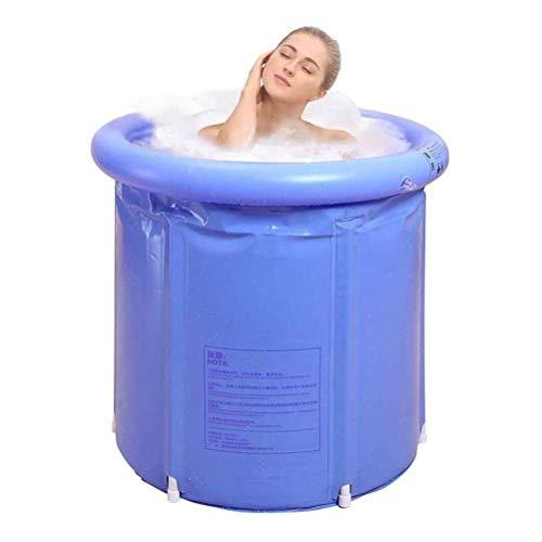 Wtbew-u dikke badkuip, opvouwbaar, voor volwassenen en kinderen