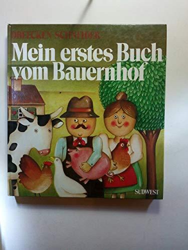 Mein erstes Buch vom Bauernhof