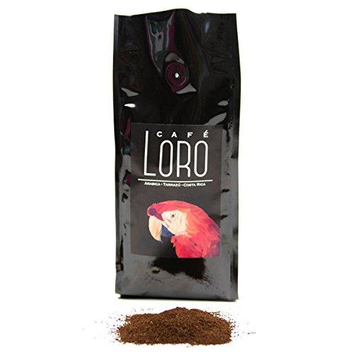LORO Café - Costa Rica Tarrazú SHB Kaffee - 250 Gramm gemahlen
