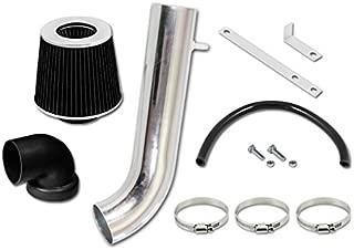 R&L Racing Black Short Ram Air Intake Kit + Filter 95-99 Mitsu Eclipse 2.0 NT RS GS