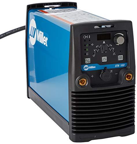 Miller 059016013Modell STH 160hf-start/Pulse TIG/Stick Schweißgerät, einphasig, 5a-160A, 145A, 230VAC