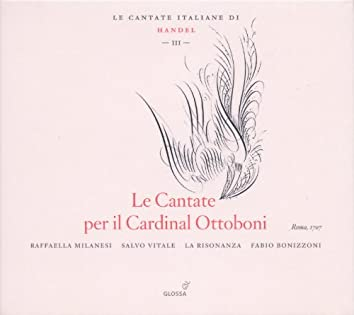 Handel, G.F.: Italian Cantatas, Vol. 3 - Hwv 78, 140, 150, 165
