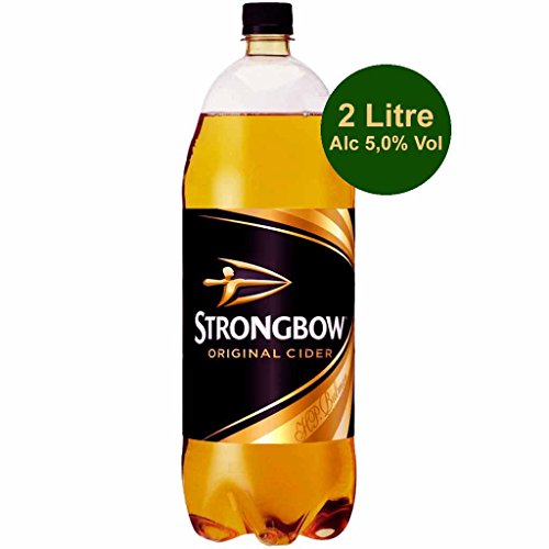 Strongbow Cider ORIGINAL 2 Liter Alc 5% Vol.