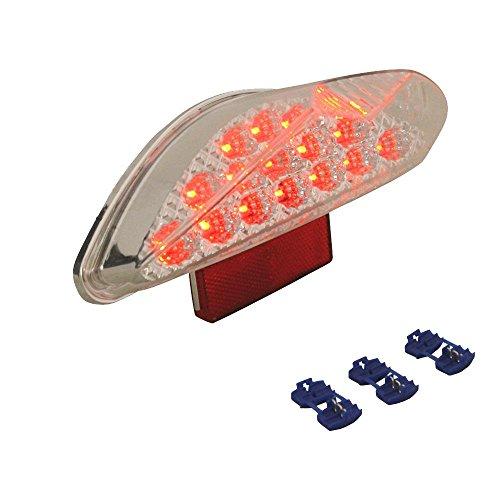 LED Rücklicht Aprilia, CPI, Keeway, Malaguti, MBK Nitro, Yamaha Aerox