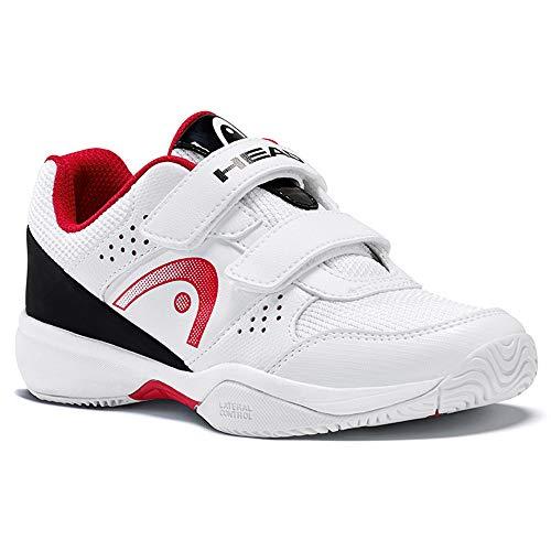 HEAD Sprint Velcro 2.0 Junior Tennisschuh, Schuhe Kinder:EUR 33 | UK 1 | US 2 | cm 20.5