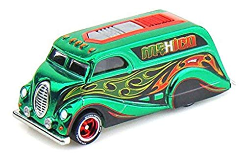 Hot Wheels Deco Delivery 2009 Mexico Convention Collectors Car