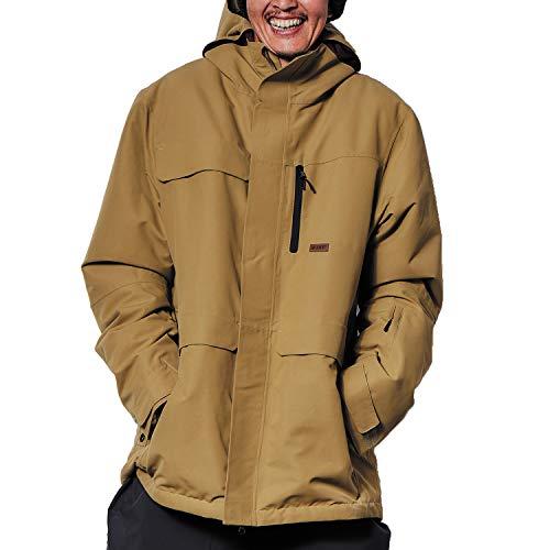 Ride Snowboard Outerwear Men's Georgetown Jacket, Medium, Military