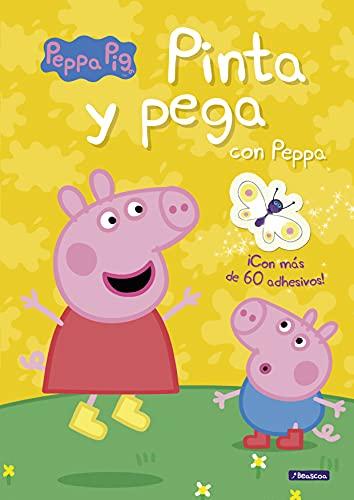 Pinta y pega con Peppa (Peppa ...