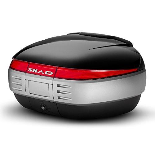 Topcase SHAD SH50 schwarz metallic