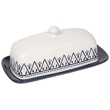 Now Designs Butter Dish, Medina Design