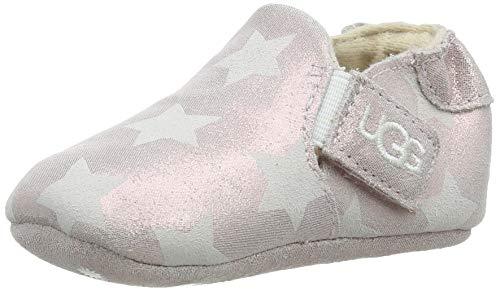UGG Unisex-Kinder Roos Star Shoe, PINK Crystal, 18 EU