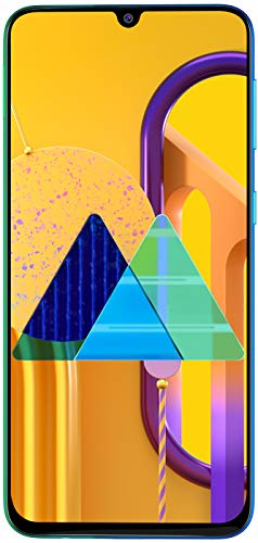 Samsung Galaxy M30s (Blue, 6GB RAM, 128GB Storage)