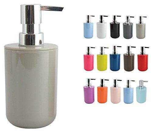 Price comparison product image MSV Soap Dispenser,  Grey-Brown,  Unique