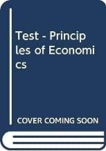 TEST - Principles of Economics