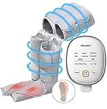 CLORIS Leg Massager for Circulation Stress Relief, CLORIS Foot Massager with 6 Modes 3 Intensities,...