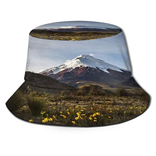 TTLUCKY Sombrero de Pesca Senderismo para Hombres y Mujeres al Aire Libre Cubo el Sol