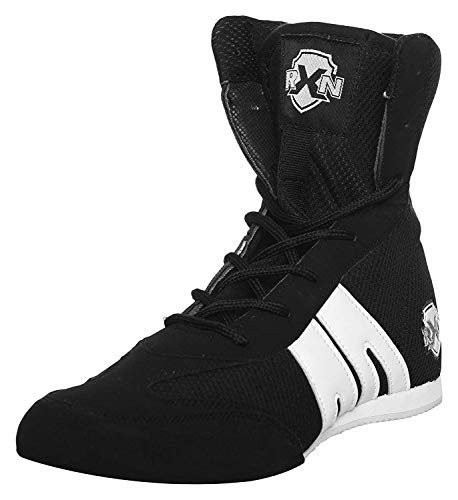 RXN Black Boxing Shoes -10