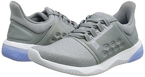 Asics Gel-kenun Lyte MX, Zapatillas de Entrenamiento para Mujer, Gris (Stone Grey/Stone Grey 020), 39 EU