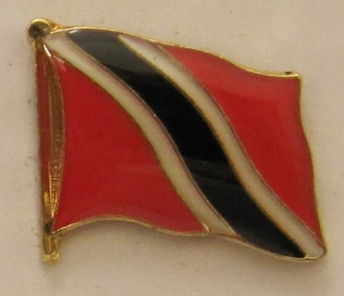 Trinidad & Tobago Pin Anstecker Flagge Fahne Nationalflagge