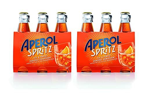 Aperol Spritz 6x 17,5cl (10,5% Vol)...