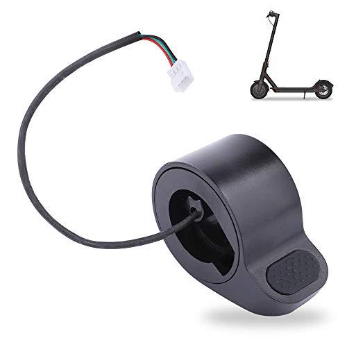 Atuka TOMALL Accesorios del Acelerador del Acelerador Piezas de Repuesto del Control de Velocidad del Acelerador para el Scooter eléctrico XIAOMI MIJIA M365