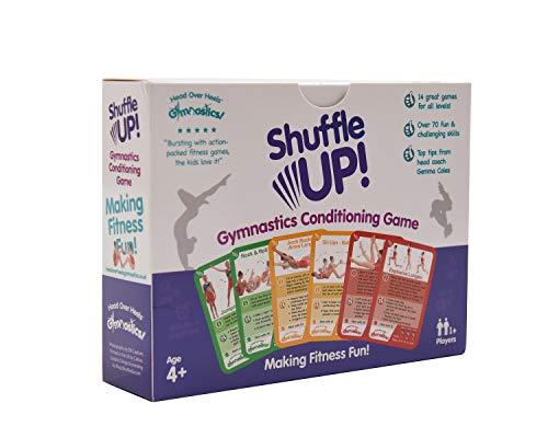Shuffle Up Gymnastics Game
