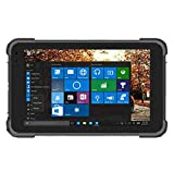 HiDON Factory Intel 8 inch Windows Rugged Tablet PC Computer 2G +32G +GPS+3G WCDMA