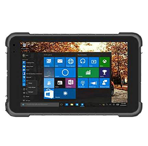 8 inch IP67 WiFi BT4.0 3G GPS Windows 10 Home OS Smart Industrial Rugged Tablet PC