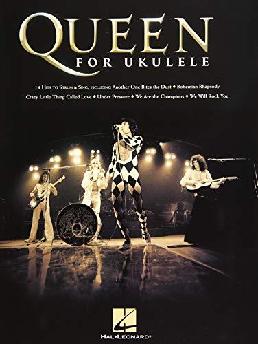 Queen -For Ukulele-: Noten, Songbook für Ukulele