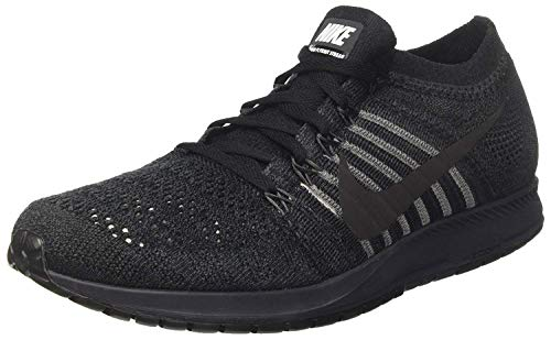NikeLab Flyknit Streak Hombres Running 904711 Sneakers Turnschuhe (UK 6 US 7 EU 40, Black Black Black 001)