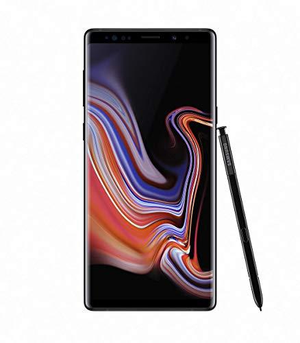 Samsung Galaxy Note 9 SM-N9600 Dual SIM (128GB/6GB, Midnight Black) 6.4