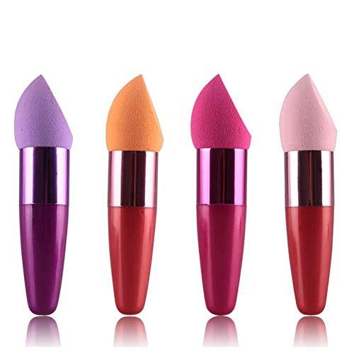 Fond De Teint Liquide Fondation Brosse De Correcteur Éponge Lollipop Pinceau Poudre Pinceau De Maquillage