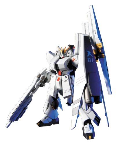 Gundam FA-93HWS Nu Gundam Heavy Weapons System HGUC 1/144 Scale [Toy] (japan import)