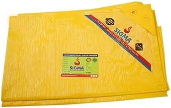SIGMA Tarpaulin 90 GSM MLCL (Yellow)