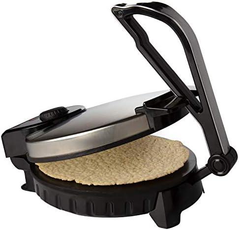 Emoshayoga Tortilla Press Maker Teig Gebck Presswerkzeug Faltbare ...
