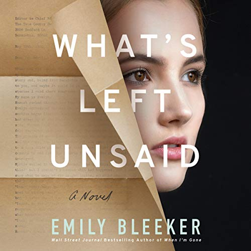 What's Left Unsaid cover art