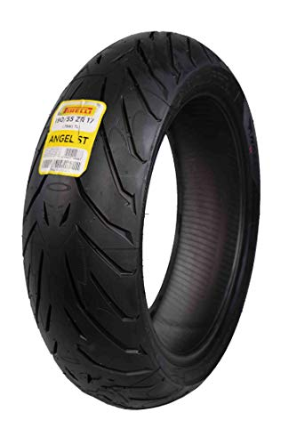 Pirelli Angel ST Rear Street Sport Touring Motorcycle Tires (1x Rear 190/55ZR17)