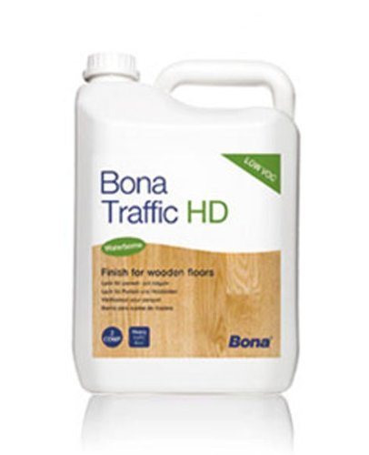 Bona Traffic HD Extra Matt 4.5Ltr by Bona