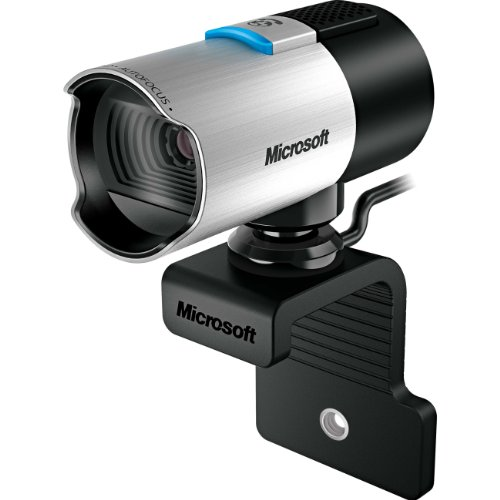 Our #5 Pick is the Microsoft LifeCam Studio